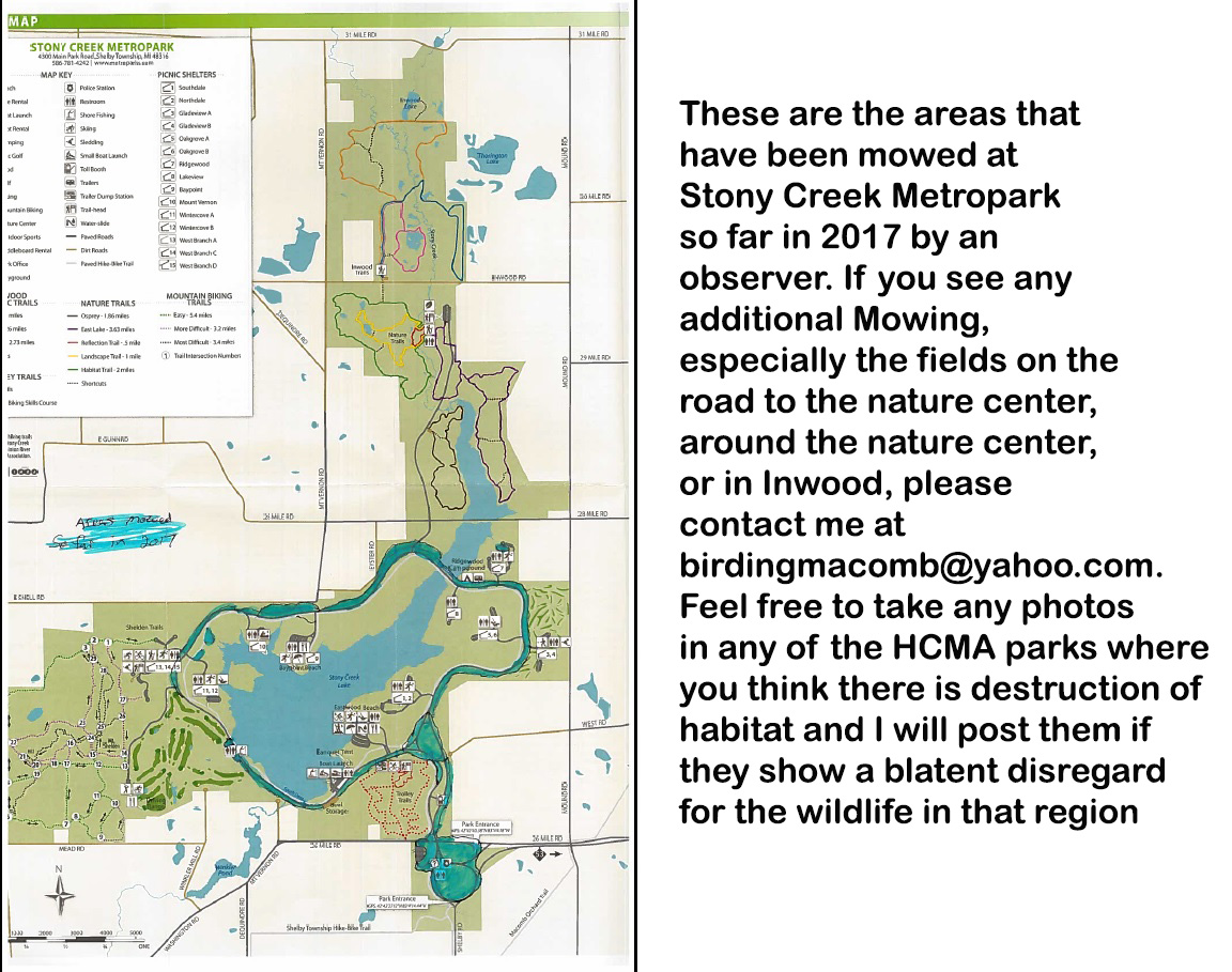 Stony Creek Metropark